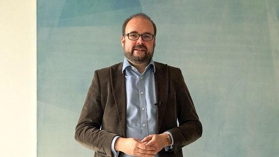 Kultusminister Christian Piwarz