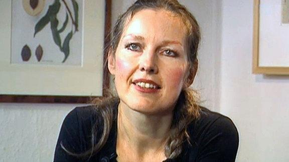 """Angela Krauß besuchte von 1976 bis 1979 das Leipziger Literaturinstitut """"J.R. Becher"""". Die Schriftstellerin spricht hier über das Schreiben und wie Literatur beim Leser wirkt."""