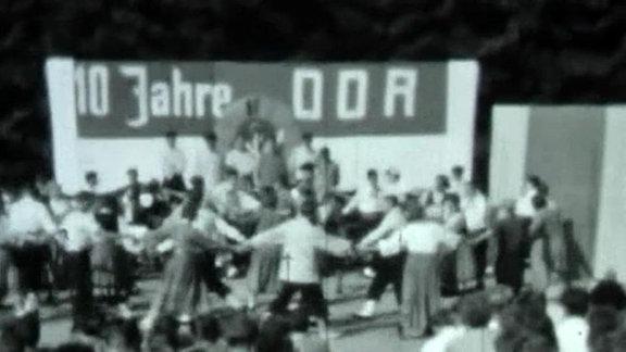 Originalaufnahmen - 10 Jahre DDR