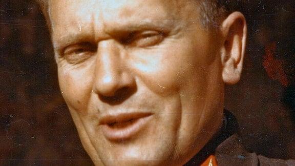 Tito, eigentlich Josip Broz - jugoslawischer Politiker