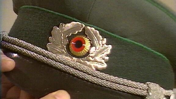 Volkspolizist Kopfbedeckung