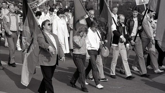 1. Mai in der DDR
