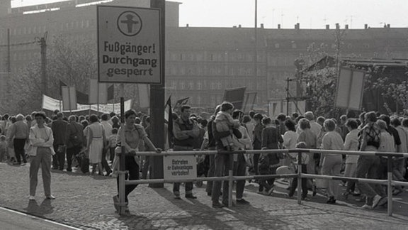 1. Mai / DDR