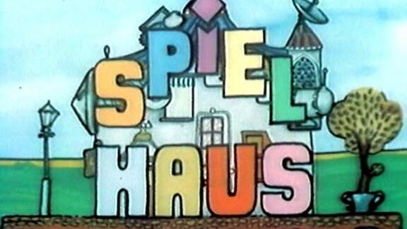 Logo von Spielhaus