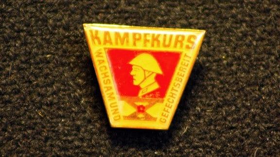 "Orden ""Kampfkurs"""