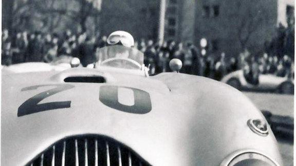 Sepp Liebl 1956 Stadtparkrennen Leipzig
