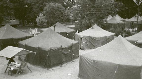 Ferienlager DDR Privatbilder