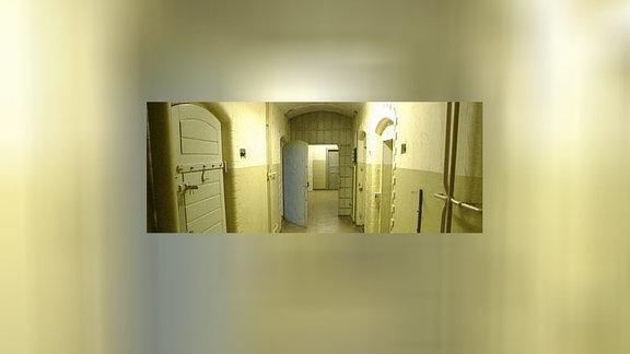 """Stasi-Gefängnis """"Roter Ochse"""" in Halle"""