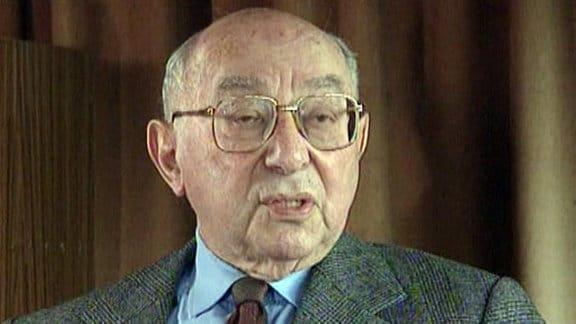 Prof. Hans Mayer