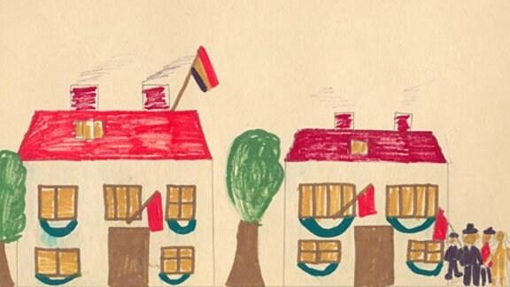 Norbert, (Jahrgang 1963): 1. Mai (Grundschule)