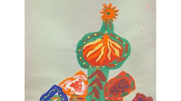 Katharina, 6 Jahre: Zwiebeltürme (1988)