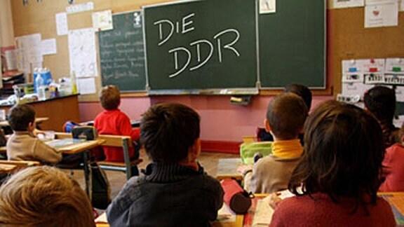DDR-Geschichte im Unterricht