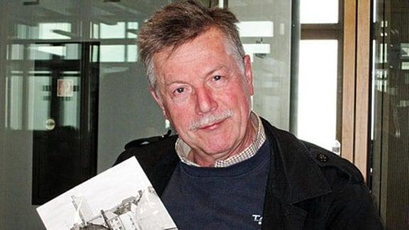 Der Leipziger Fotograf Armin Kühne.