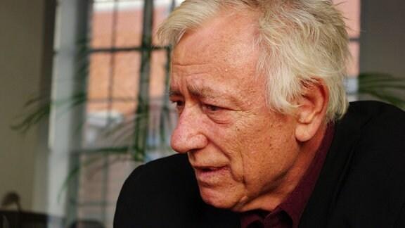 Stefan Jerzy Zweig im Interview