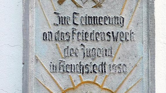 Bruchstedt - Erinnerungen an das Hochwasser 1950