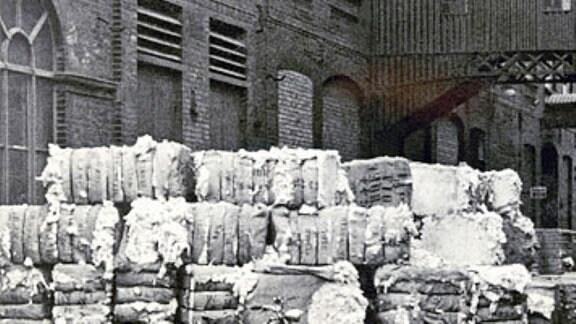 Die Leipziger Baumwollspinnerei