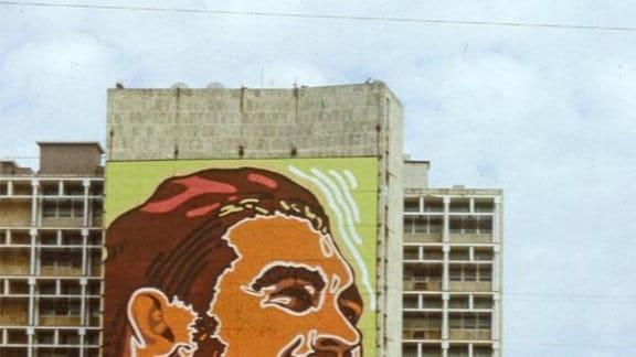 Che Guevara ist überall präsent.
