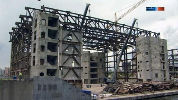 2006 Abriss Palast der Republik
