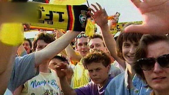 Dynamo Dresden-Fans