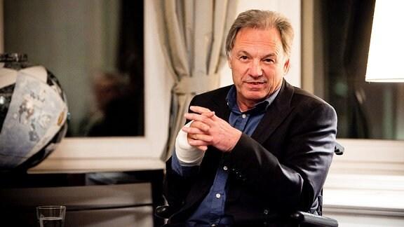 MDR-Intendant Prof. Dr. Udo Reiter