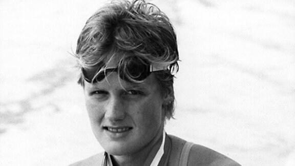 Schwimmen: Kristin Otto holt fünfmal EM-Gold 1987