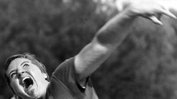 Leichtathletik: Margitta Gummel 1968