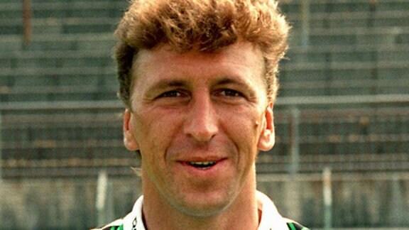 Dirk Heyne, Torwart-Trainer beim Fußball-Bundesligisten Borussia Mönchengladbach.