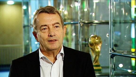 Wolfgang Niersbach, DFB-Direktor