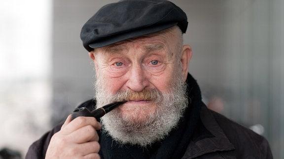 Rolf Hoppe als Friedrich Wieck, 2010