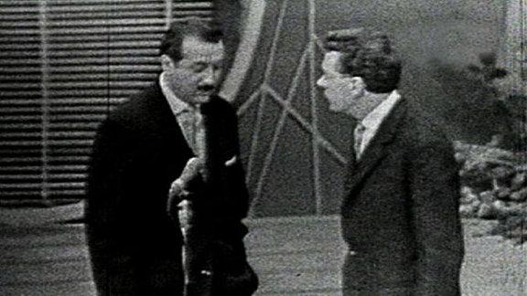 Hans-Joachim Preil und Rolf Herricht