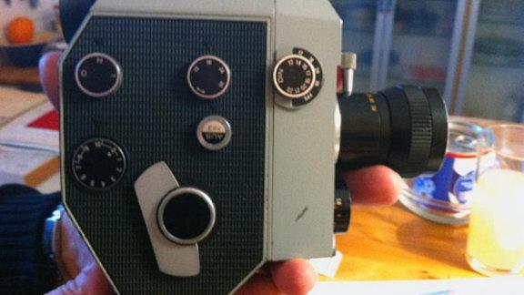 Filmkamera von Karsten Heinze