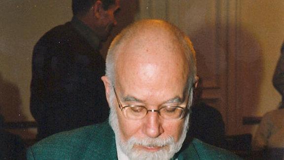Der Herausgeber Wolfgang U. Schütte