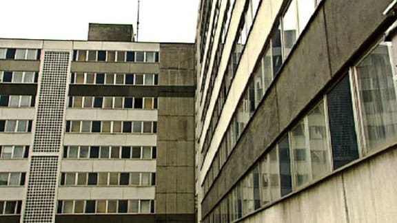 Stasizentrale Gera