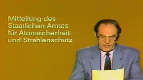 Aktuelle Kamera vom 06. Mai 1986