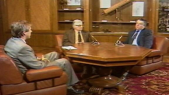 Aktuelles Gespräch vom 30. April 1986