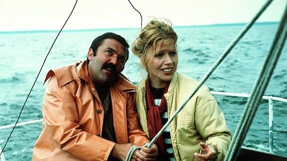 Soviel Wind und keine Segel    MDR FERNSEHEN - SOVIEL WIND UND KEINE SEGEL, Heiterer Fernsehfilm DDR 1981, Regie Norbert Büchner, am Dienstag (01.05.01) um 12:15 Uhr.