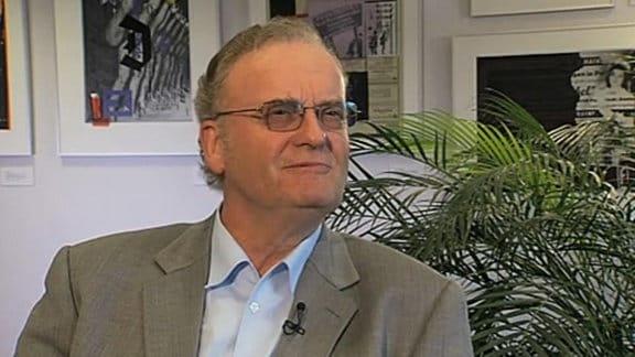 Friedrich Schorlemmer im Interview