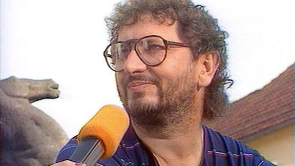 Amiga Musikproduzent René Büttner