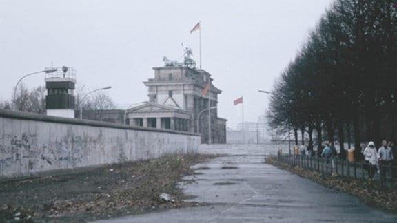 Berlin, Ebertstraße 1985/2013