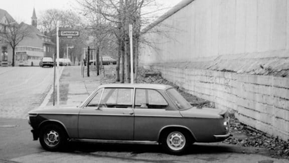 Berlin Bernauer Straße /Gartenstr. 1982/2012