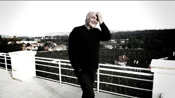 Der tschechische 89er-Undergroundmusiker Michael Kocáb