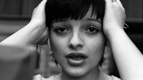 1974, Musikerin Nina Hagen