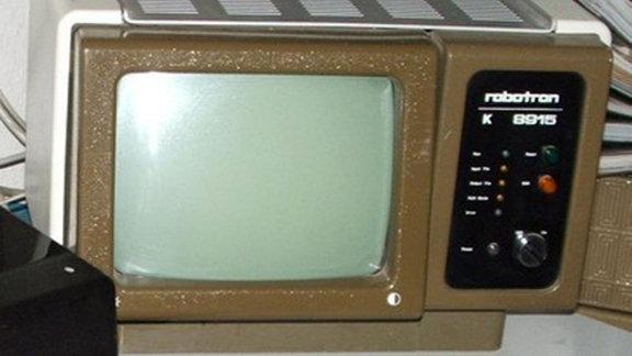 Ursprünglich lediglich als Terminal vorgesehen, wurden diese Geräte auch als vollständiger PC betrieben.