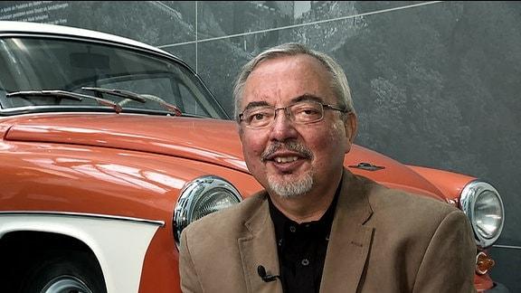 Verkehrshistoriker Dr. Michael Dünnebier