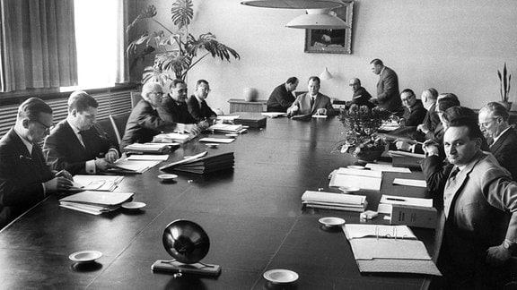 Senat der Stadt Berlin 1963