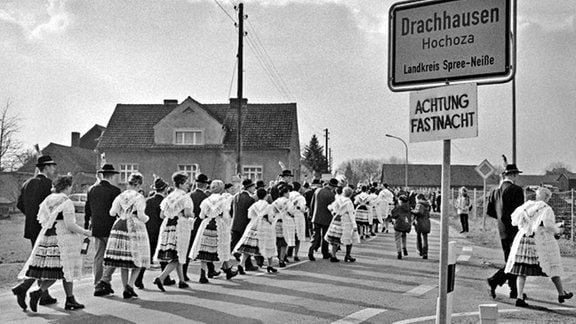 Fastnacht in Drachhausen