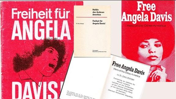 Angela Davis Buchcover