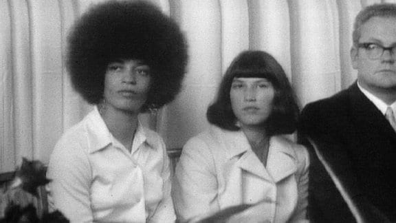 Angela Davis in Leipzig