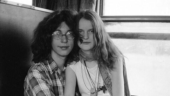 Hippies in der 1980er-Jahren