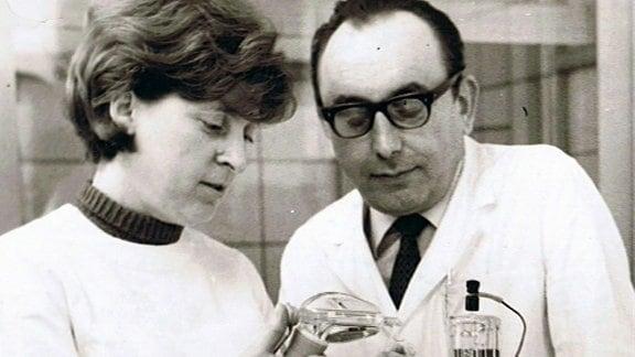 Dr. Viktoria Tesar & Dr. Wolfgang Schubert